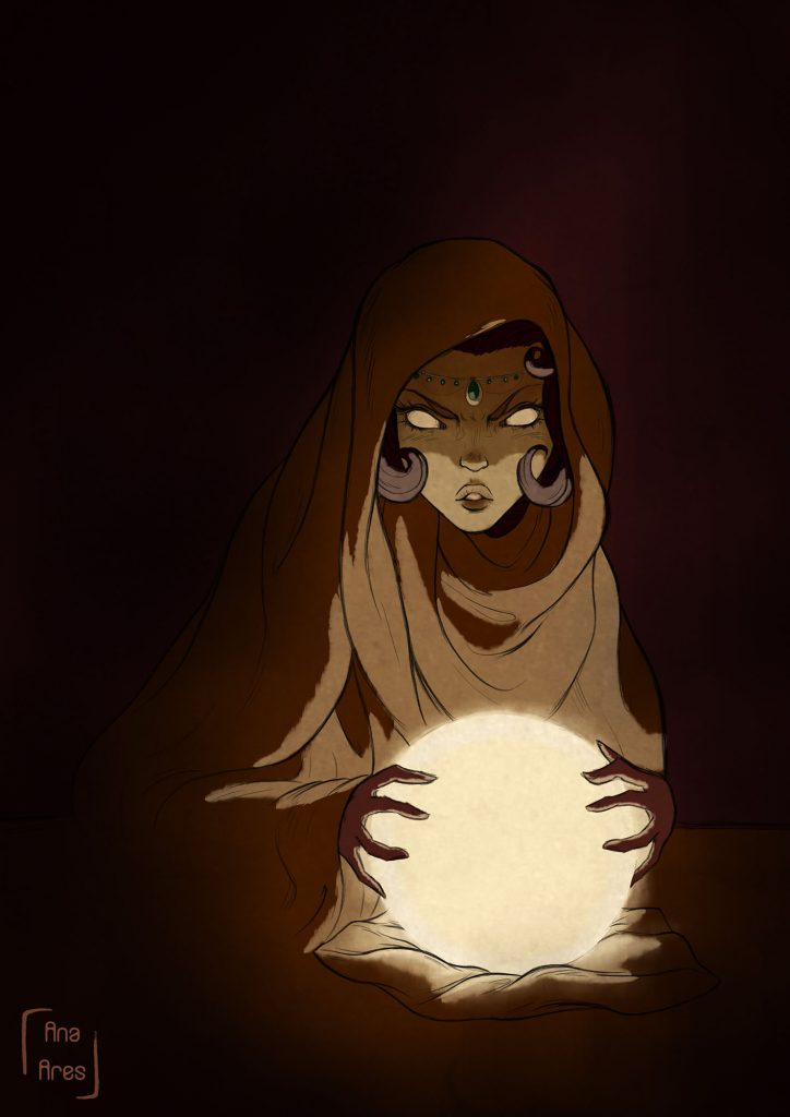 Ilustracion de Ana Ares